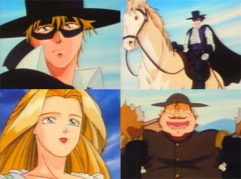 Kaiketsu Zorro Portada