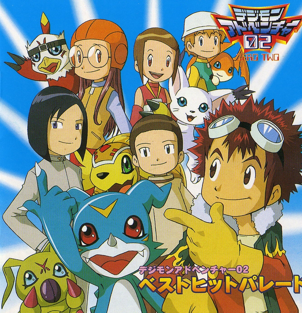 Digimon Temporadas 1,2,3,4,6 [MF]