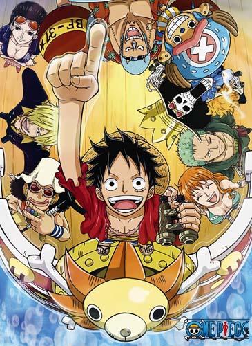 One Piece (TV) Episodio 001 al 723 Torrent