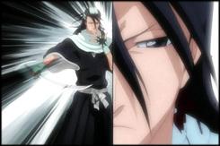197 - El Bankai de Byakuya, la furia silenciosa