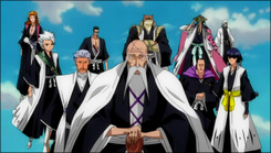203 - ¡La ciudad de Karakura se reagrupa! Aizen vs. los Shinigami