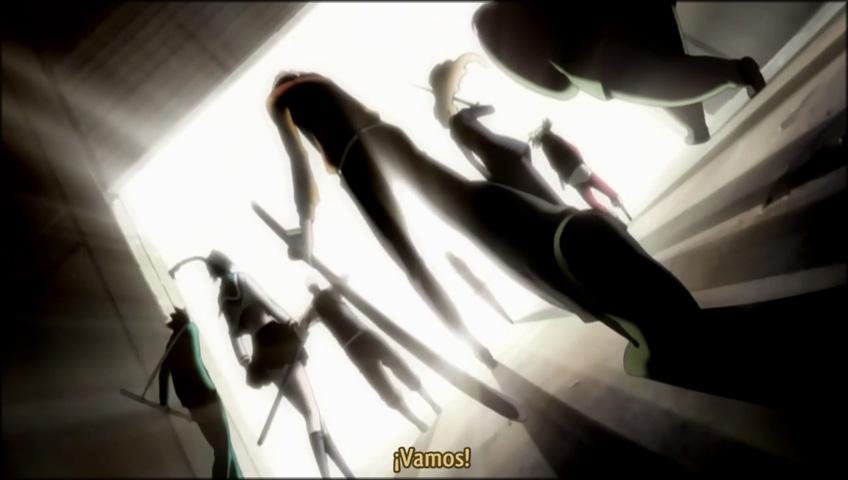212 - ¡Rescata a Hirako! Aizen vs Urahara