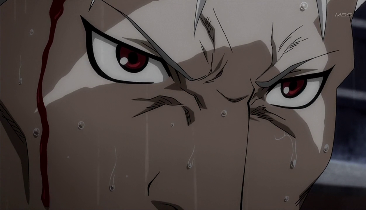 5 - La lluvia de la tristeza