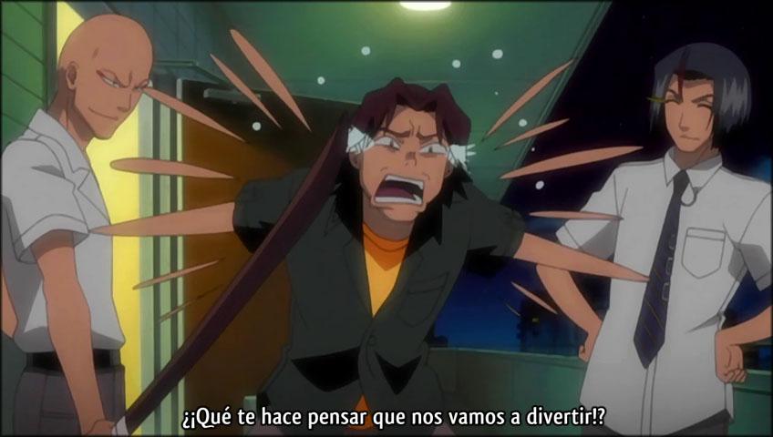 229 - ¿Grito del alma? ¡La manta Shinigami ha nacido!
