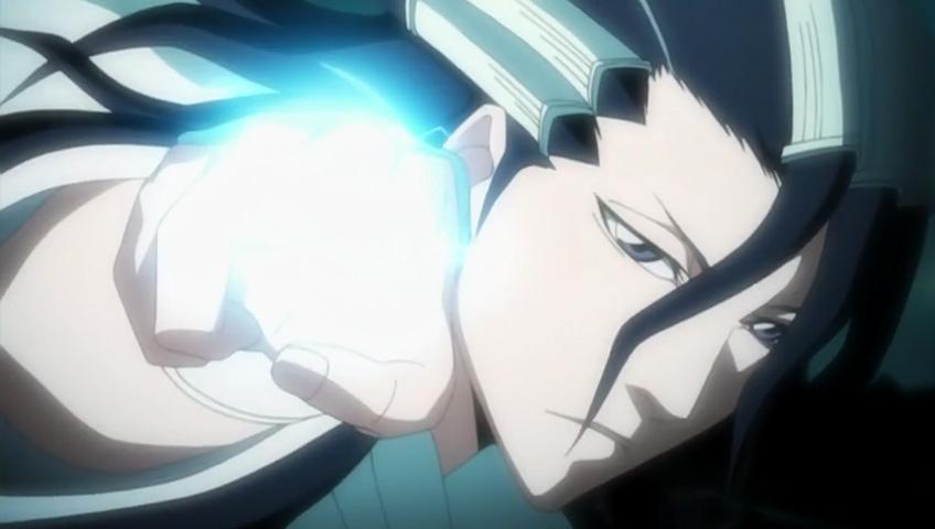241 - Byakuya Vs Renji