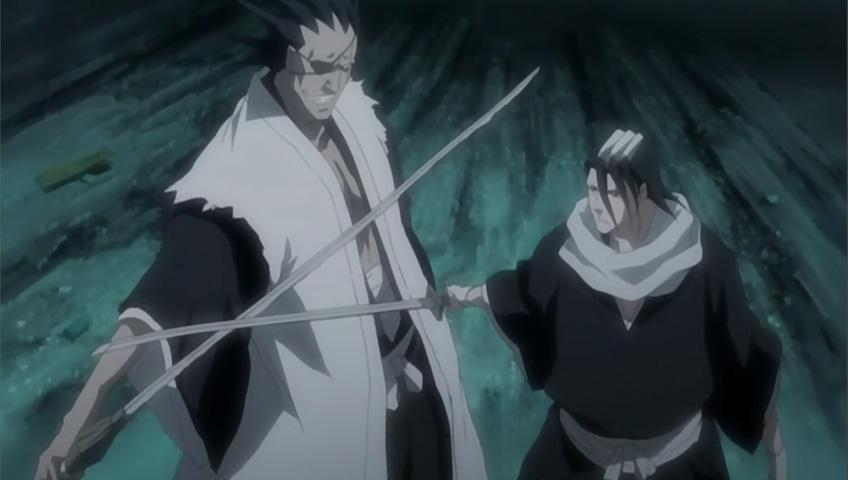 245 - ¡Perseguid a Byakuya! La confusión de las Diviones del Gotei
