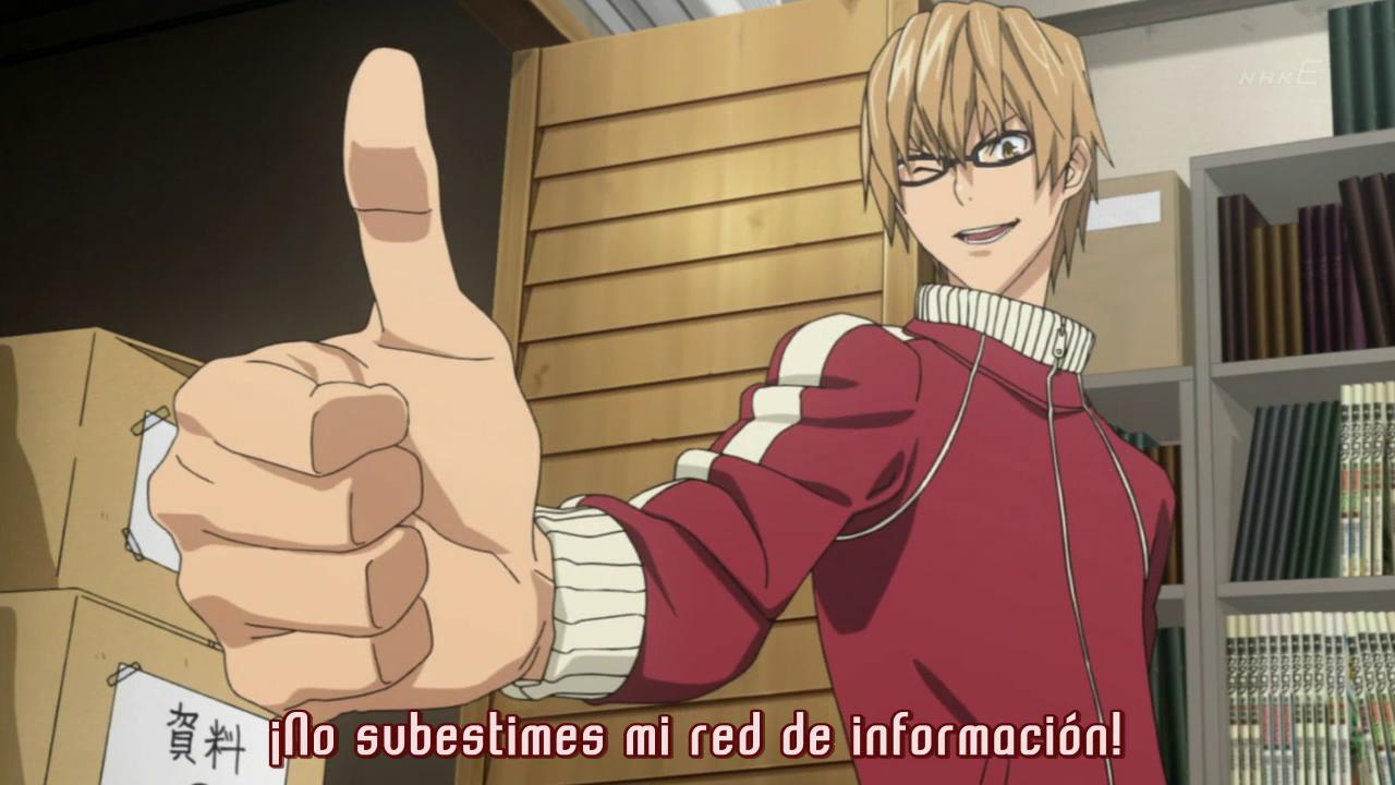 Hilo Semanal Manga y Anime - Bakuman (Creadores de Death Note) Bakuman_-2